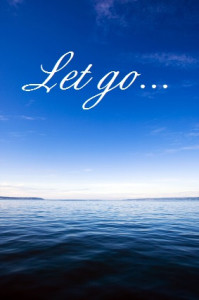 Sky & ocean with Let Go...