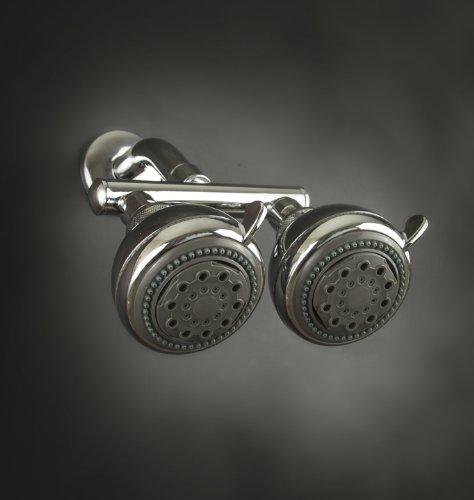 Double Shower Head