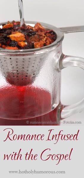 tea & fruit steeping