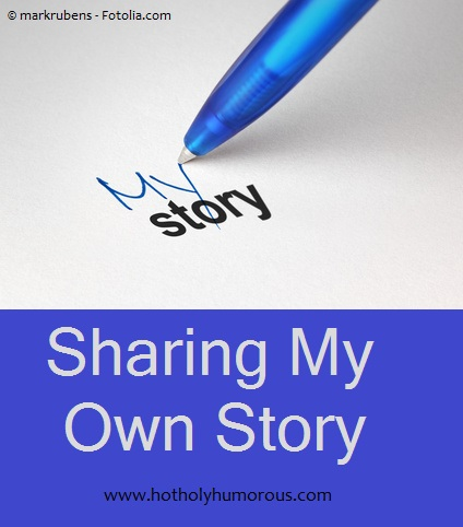 """Pen writing """"My Story"""" on paper"""