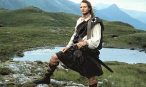 Liam Neeson, Rob Roy