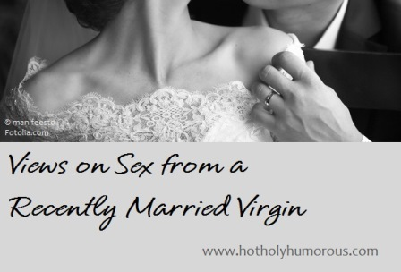 Blog title + bride & groom