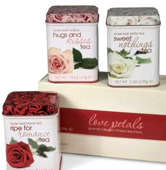 Adagio Love Petals Tea