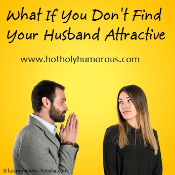 Man looking at woman, and woman giving him an expression of rejection + blog post title
