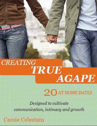 Creating True Agape book cover