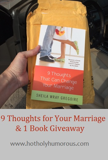 9 Thoughts For Your Marriage