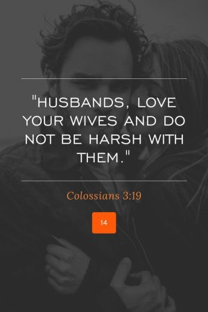 Marriage Memory Verse 4-30-16