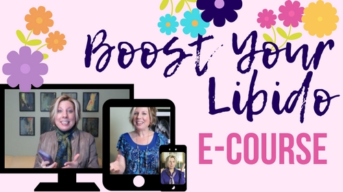 Ad for Boost Your Libido e-course