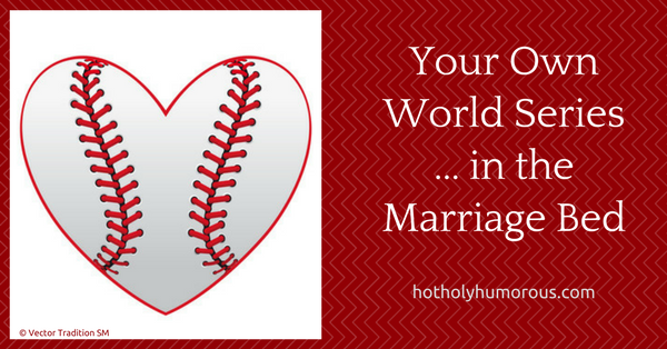 Blog post title + heart-shaped baseball image