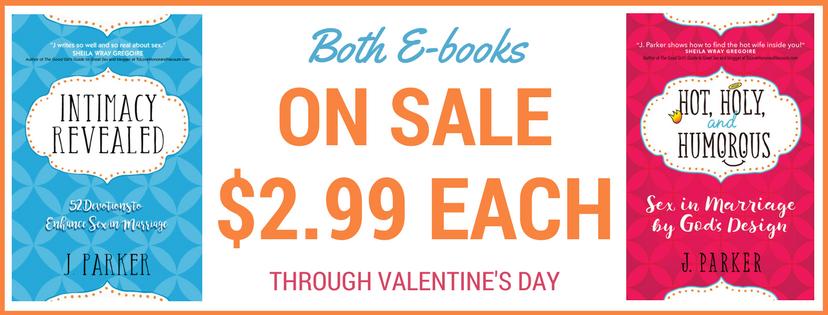 E-book sale ad
