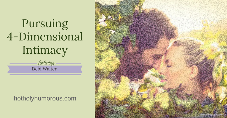 Blog post title + close-up of couple embracing in a vineyard